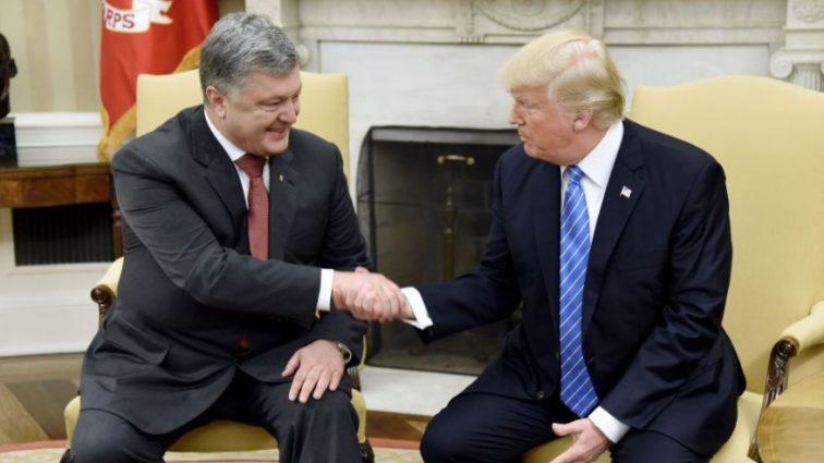 Стало известно, о чем Порошенко будет говорить с Трампом в Нью-Йорке