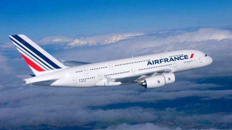Air France будет продавать авиабилеты на аукционах