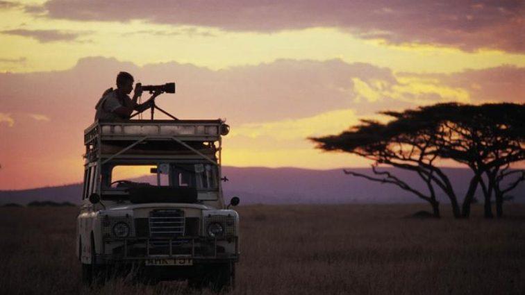 Африканское чудо природы впервые попало на камеру