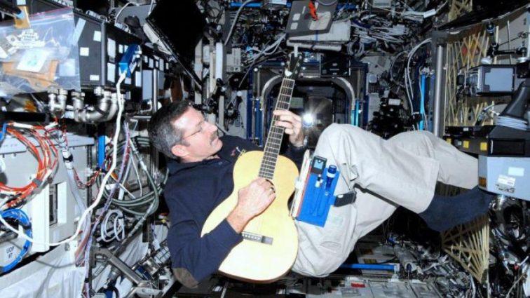 Стало известно, как космос перестраивает организмы астронавтов