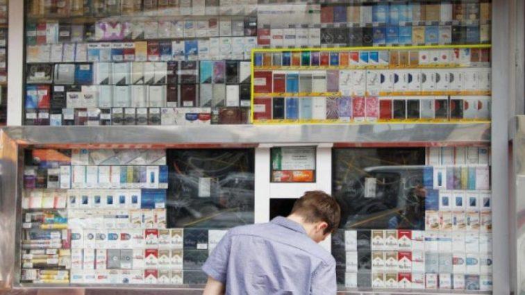 Цены на сигареты: что ждет украинцев в следующем году