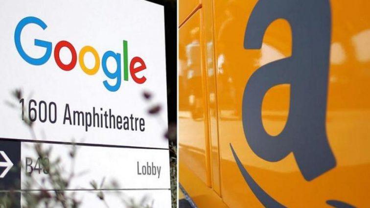 Противостояние Amazon и Google перешло на новый уровень