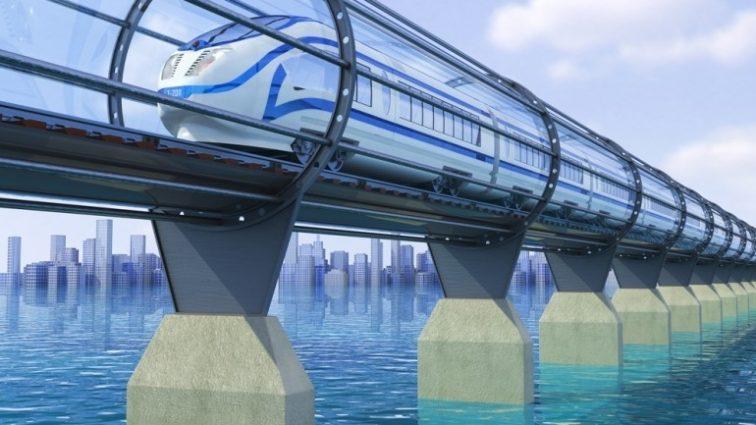 Hyperloop Маска сменил название на Virgin Hyperloop One