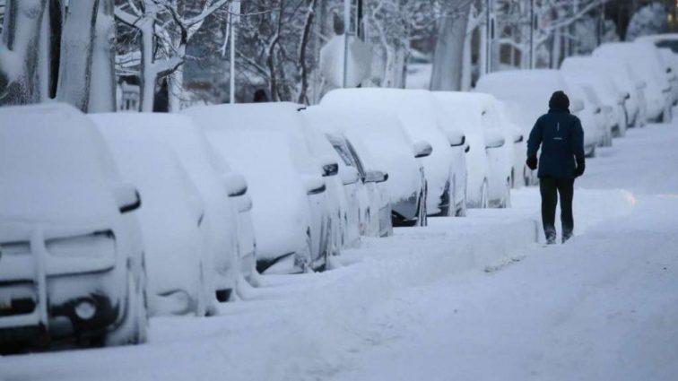 Когда Украину засыплет снегом