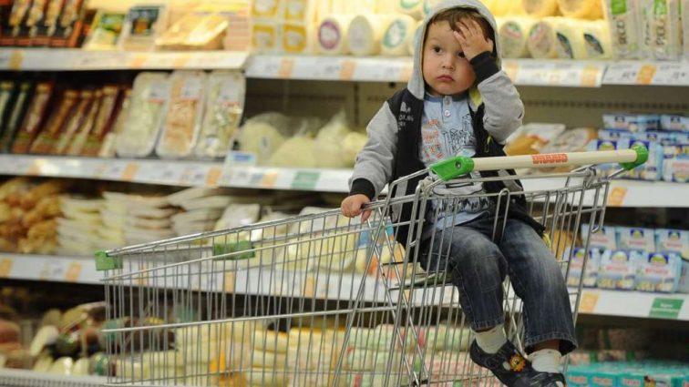 Ужасный рост цен: многие украинцы оказались за чертой бедности