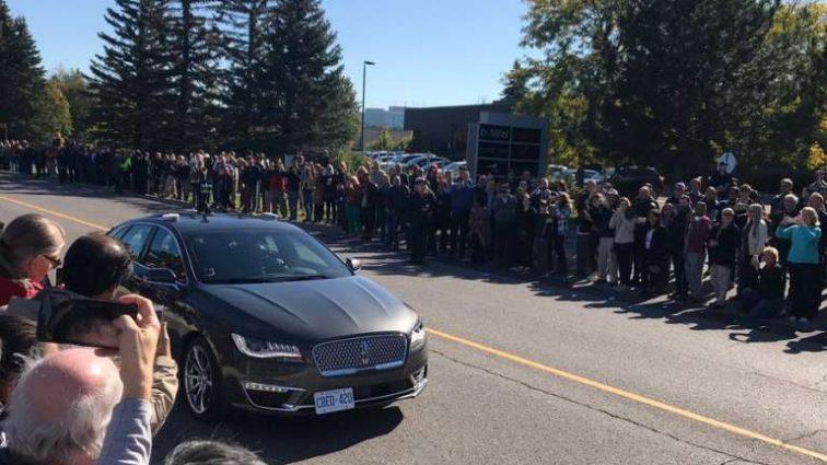 Новое беспилотное авто от Blackberry ответственнее водителей