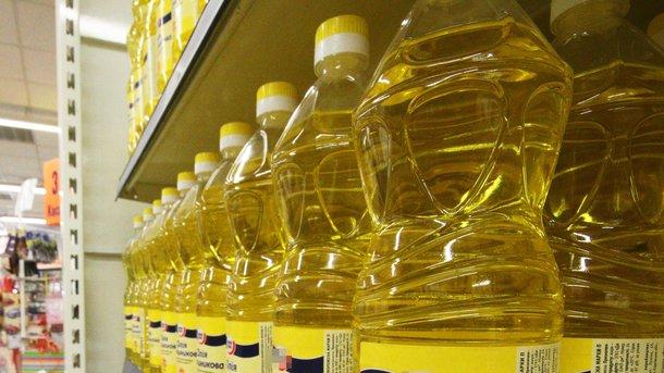 Украина установила рекорд по выпуску подсолнечного масла
