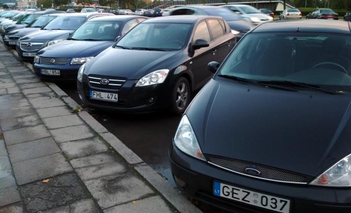 Стали известны подробности проекта закона об авто на еврономерах
