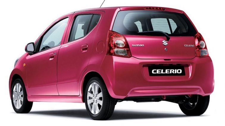Новый хэтчбек Suzuki Celerio стоит всего 5400 евро