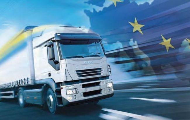 Экспорт украинских товаров в страны Европы вырос на 21.1%