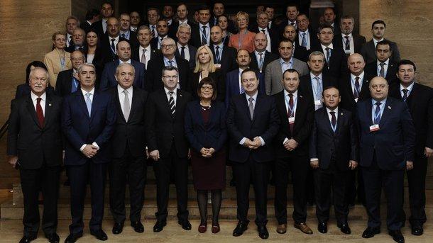 Первое заседание Генассамблеи ПАЧЭС без России