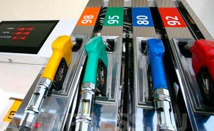 Продолжает дорожать бензин и дизтопливо