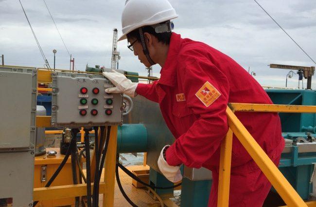 Китайская нефтяная компания открыла «дочку» в Украине