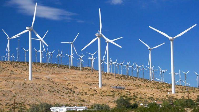 В Николаевской области заработала самая мощная ветроэнергетическая установка