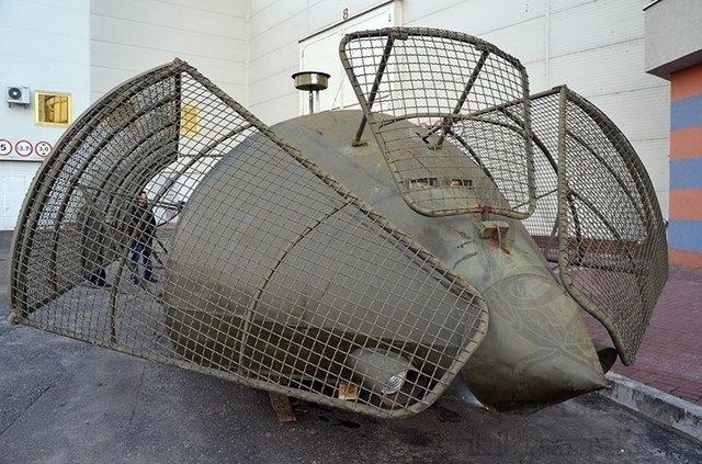 Украинский Фермер собрал уникальный танк
