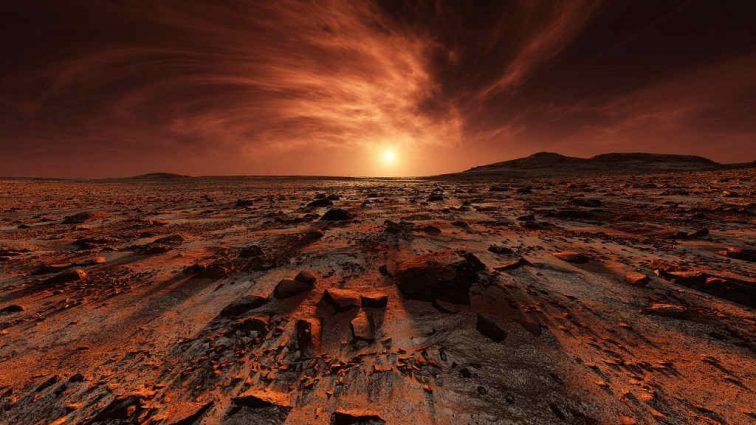 На Луне и Марсе найдены идеальные места для поселения людей