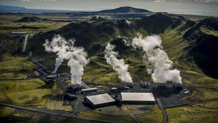 Появится первая в мире станция, которая будет превращать парниковые газы на камень