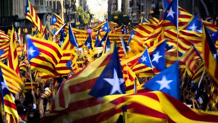 Может ли Каталония потопить экономику ЕС ? Узнайте здесь