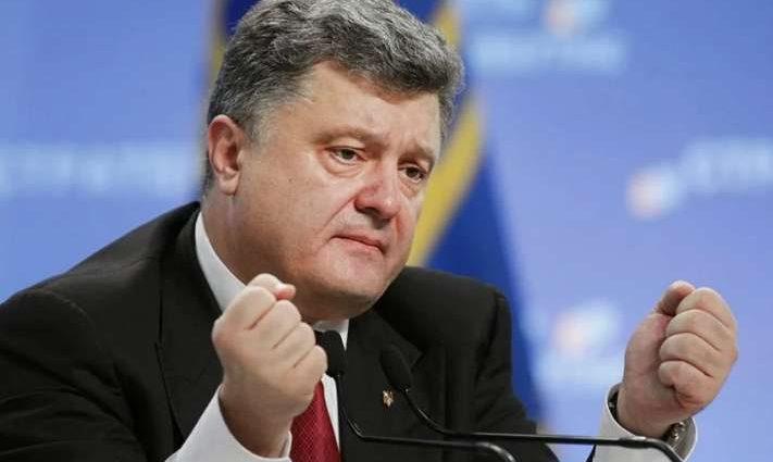 Порошенко рассказал, когда закончится война на Донбассе