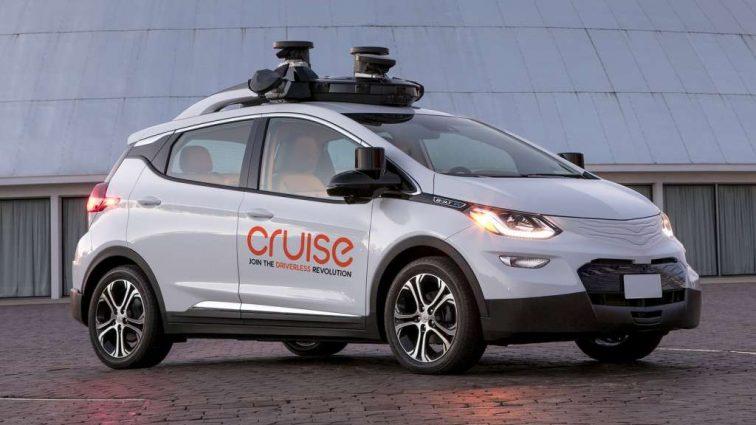General Motors протестирует самоуправляемые автомобили на улицах Нью-Йорка