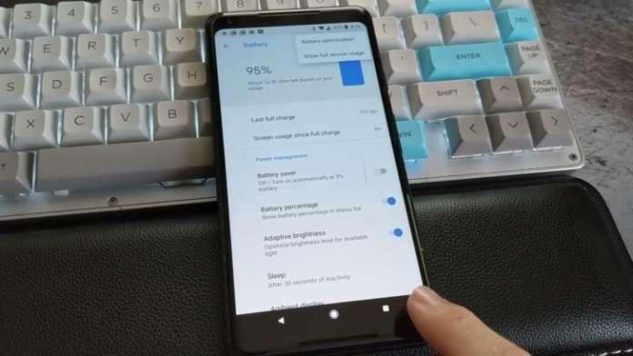 Сюрприз от Google — Pixel 2 имеет скрытую кнопку