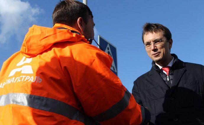 Отныне дороги ремонтируют с 10-летней гарантией — Омелян