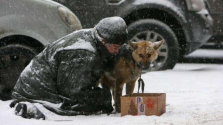 Теплые приюты и ресторанная еда: что на самом деле ждет бездомных с наступлением холодов
