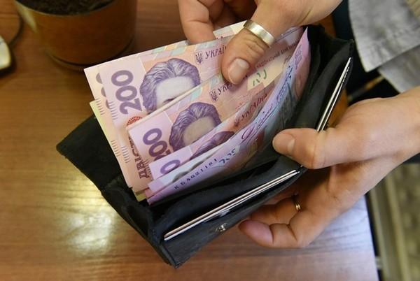 Средняя заработная плата украинцев выросла