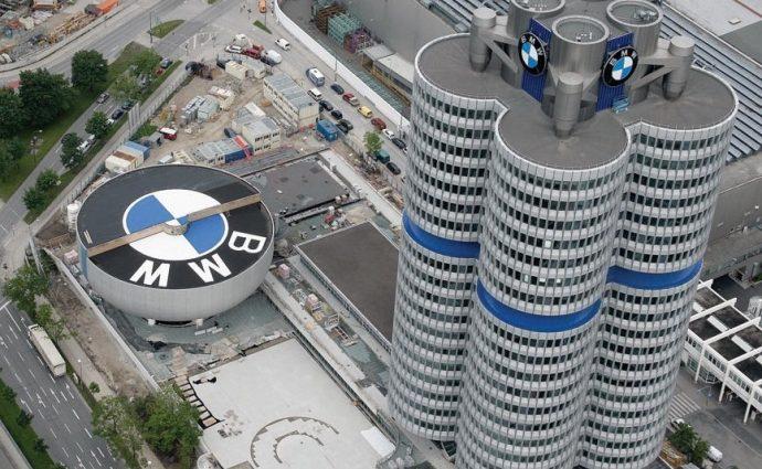Еврокомиссия обыскала завод BMW по подозрению в картельном сговоре
