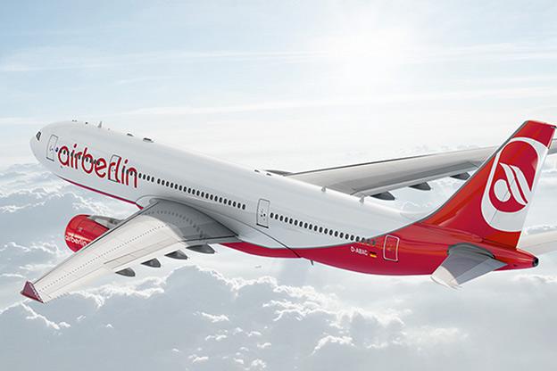 Авиакомпания Air Berlin выполнила свой последний рейс