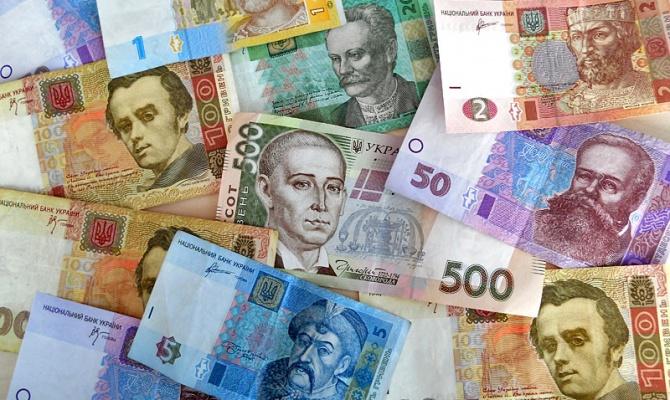 Официальный курс гривни укрепился