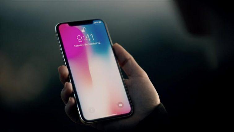 Ремонт экрана смартфона iPhone X будет стоить $279