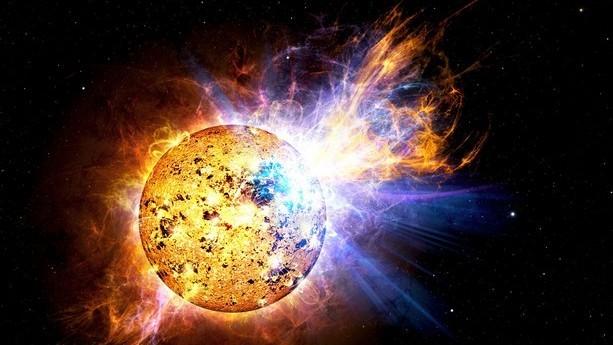 В пятницу 13-го на Земле ожидается магнитная буря