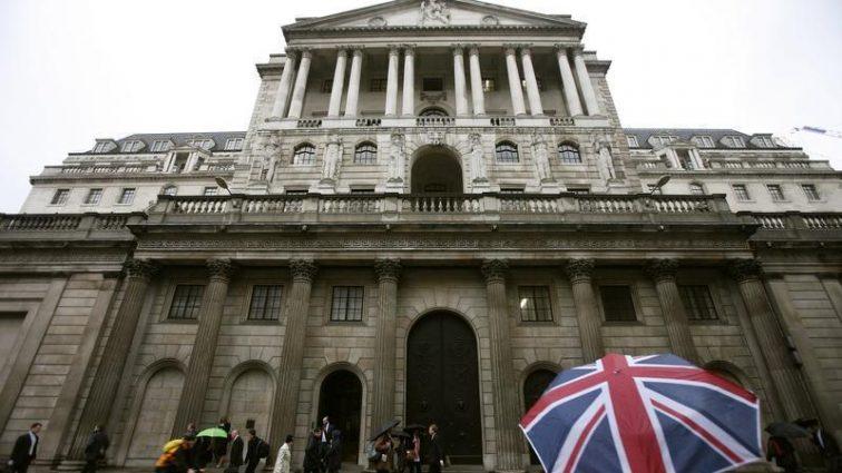 Банк Англии переводит конфиденциальность клиентов на блокчейн