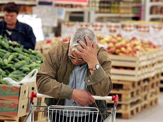 Цены растут как на дрожжах: Украина стала дороже Европы