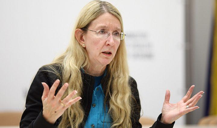 Супрун рассказала об изменениях в финансировании системы здравоохранения