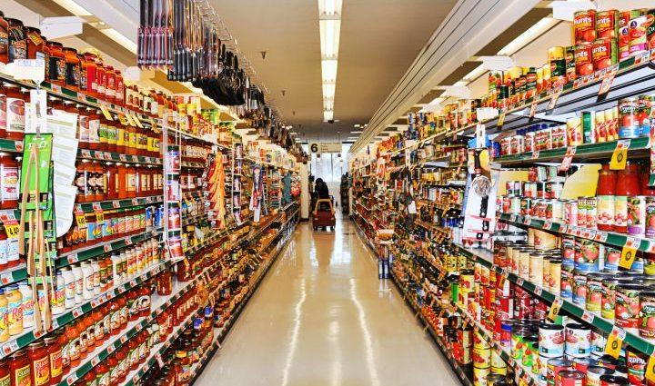 За год украинцы украли в магазинах на огромную сумму