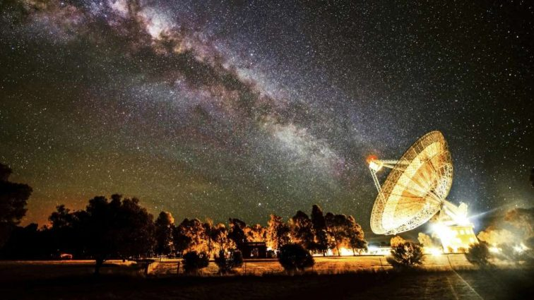 Астрономы зафиксировали сигналы из космоса