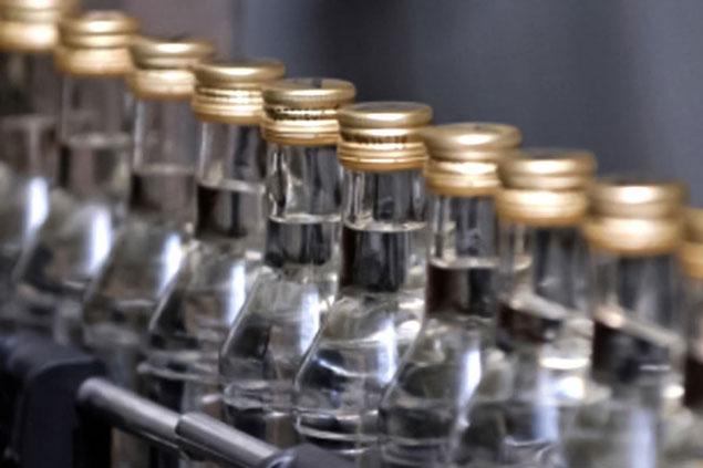 Не сезонная распродажа: скидки на спирт