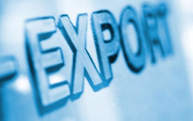 Заметно вырос объем экспортируемой украинской продукции