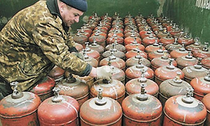 СБУ разоблачила газовые предприятия на неуплате 1,3 миллиарда налогов