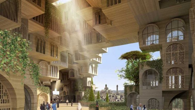 В Ираке могут восстановить целый город с помощью 3D-печати