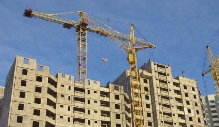Темпы жилищного строительства в Украине с начала 2017 года выросли на…