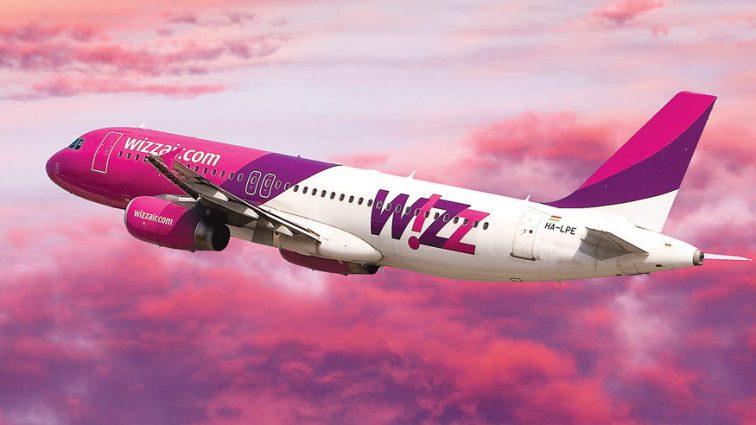 Wizz Air объявил об открытии новых рейсов из Украины