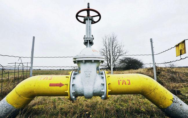Украина вошла в двадцатку лучших газовых хабов Европы