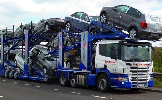 Импорт машин в Украину вырос вдвое