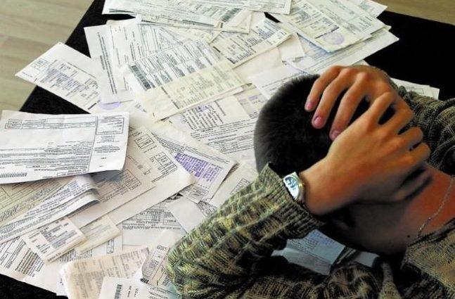 Стало известно сколько на этот раз задолжали украинцы за коммунальные услуги