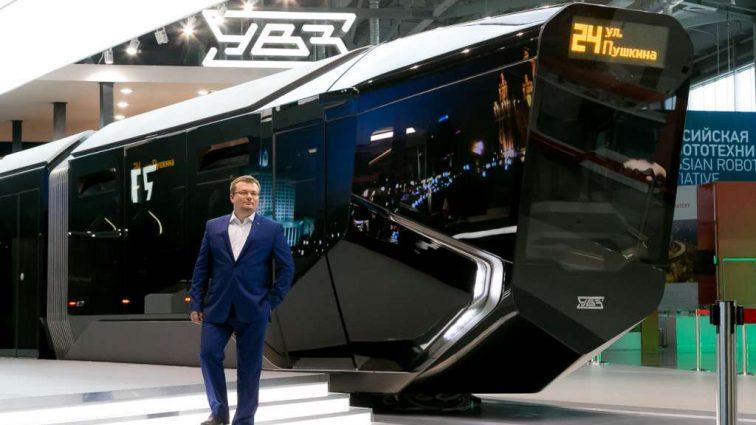 Российский трамвай R1 не выйдет в серийное производство: провал промышленного дизайна