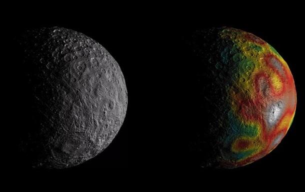 Невероятное открытие: астрономы обнаружили следы океана на Церере