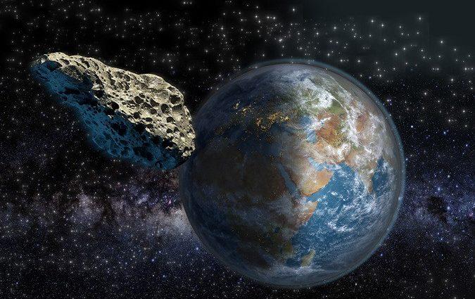 В декабре возле Земли пролетят опасные астероиды